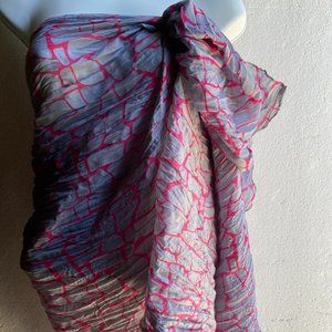 Other - NWOT Sarong Scarf Wrap Pareo Shawl